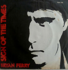 "7"" 1978 KULT ! BRYAN FERRY : Sign Of The Times /MINT-?"