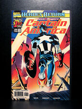 COMICS: Marvel: Heroes Return: Captain America #1 (vol 3, 1998) - RARE