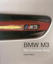BMW M3 · Complete Story (E30 E36 E46 E90 Competition DTM Buying Guide) Buch book