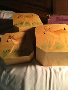 Wooden Country Décor Nesting Boxes For Sale In Stock Ebay