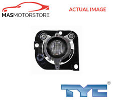 19-0688-05-2 TYC LEFT DRIVING FOG LIGHT LAMP G NEW OE REPLACEMENT