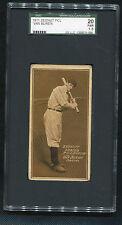1911 Zeenut (PCL) VAN BUREN SAC SGC 20