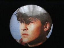 Paul Young-Face-Everytime You Go Away-Music-Pin Badge Button-80's Vintage-Rare
