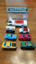Vintage Antique Toy Car Collection