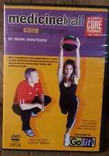 MEDICINEBALL TOTAL CORE PROGRAM DVD