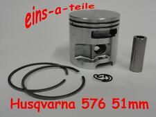 Kolben passend für Husqvarna 576 51mm NEU Top Qualität