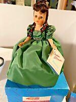 "Vintage Madame Alexander Colleen # 1121 Doll Dress Shoes 10"" NIB   SKU 021-057"
