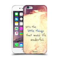 Custodia Cover Design Frase Quote 5 Per Apple iPhone 4 4s 5 5s 5c 6 6s 7 Plus SE