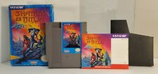 Shadow of the Ninja (Nintendo Entertainment System NES, 1990) Game, Box & Manual