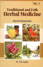 USED (VG) Traditional and Folk Herbal Medicine: Recent Researches Vol. 1