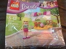 Lego Friends Polybag Stephanie'S Bakery Stand, Set # 30113 brand new Nip