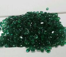 Loose Gemstones natural Emeralds 4x2 ov  color  .100.00 ct .  Under cost  $3/ct