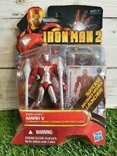 Iron Man 2 - Movie Series Action Figure - Mark V Iron Man - New!