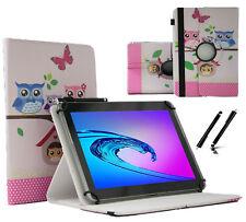 """Schutzhülle für Samsung Galaxy Tab 2 P5110 Tablet Case 10.1"""" 360 Baby Eulen"""