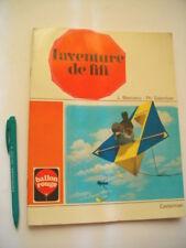 coll. BALLON ROUGE: L'Aventure de Fifi, Bienvenu 1972, ill. Salembier, Casterman