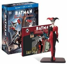 Batman and Harley Quinn (Limited Edition Gift Set) Blu-Ray + DVD+Digital