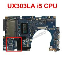 For ASUS UX303LN UX303L UX303LA UX303LAB UX303LNB Motherboard With i5 CPU 4GB