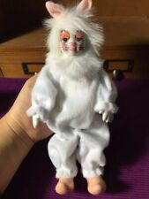 American Broadway Musical Cat Ceramic Doll Porcelain Collectible Figure Vintage