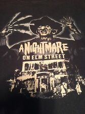 Vintage Nightmare on Elm st. T shirt Freddy Krugar Men's Medium
