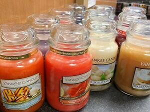 (NE6) Yankee Candle (Assorted Scents/Sizes)