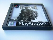 Railroad Tycoon 2 -> CIB -> PS1/PSX -> Shipping Discount Inside ^