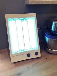 Philips HB171 Facial Tanning Sun Home Solarium Lamp UV Face Tanner  Sunlamp