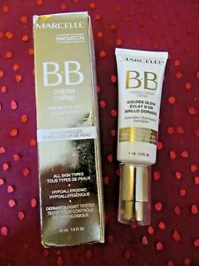 Marcelle BB cream golden glow-45ml-full size-please read-I combine postage