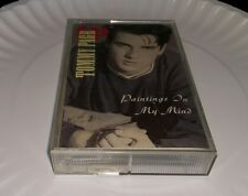 TOMMY PAGE Paintings On My Mind RARE cassette tape Don't Walk Away I Break Down