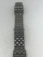 e779b11446c Armani Exchange AX5307 Silver Stainless Steel Link Watch Band 16 19mm - C47