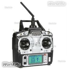 Fs-t6 flysky afhds 2,4 Ghz 6CH émetteur radio & fs-r6b receiver for rc toys