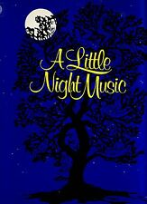 33 tours a little night music - harold prince - disque columbia