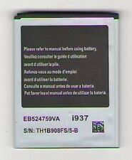 LOT OF 5 NEW BATTERY FOR SAMSUNG i937 SGH FOCUS S SGH i847 RUGBY SMART ATT