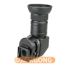 DSLRKIT 1.25x-2.5x Right Angle View Finder for Canon Nikon Pentax Olympus Camera