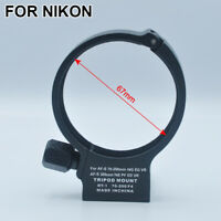 Camera Tripod Mount Ring Collar Lens Accessory For Nikon AFS 70-200mm F/4G ED VR
