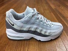 Nike Air Max 95 Grey Shoes Sz Youth Sz 6 Womens Sz 7.5 Pure Platinum Gun Smoke