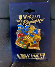 Wincraft Racing Ernie Irvan #36 M & M Nascar Hat/Lapel Pin