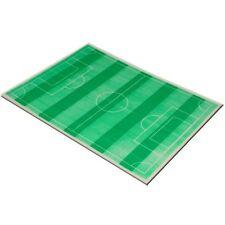 Fußballfeld Aufleger für Fußballtorte od. Kuchen, 1 Stk., 27,5 × 21 cm