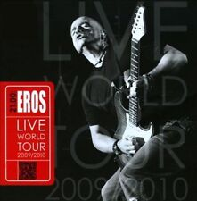 21.00: Eros Live World Tour 2009/2010 by Eros Ramazzotti (CD, Dec-2010, 2 Discs, Sony Music Distribution (USA))