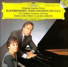 Mozart: Piano Concertos Nos. 17 & 21 (CD, Feb-1996, DG Deutsche Grammophon)