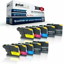 10x XXL Compatible Ink Cartridges for Brother MFCJ-5320-DW Ink Cartridges Eco S