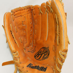 Franklin Right Handed Kids Baseball Glove 12 Inch 4642-12 Pro Tanned RTP Leather