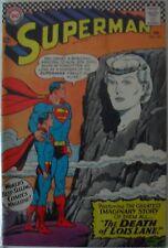 "Superman #194 (1967) ""The death of Lois Lane!"""