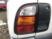Toyota RAV4 Left Tail Light SXA11 10/97-06/00