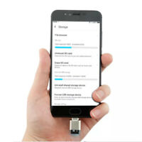 OTG Type C To USB 3.1 Micro SD TF Card Reader Adapter For Android Phone Samsung