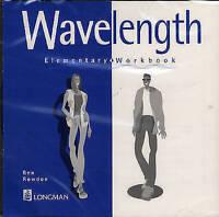(Good)-Wavelength Elementary Workbook CD (Audio CD)-Rowdon, Ben-0582341280