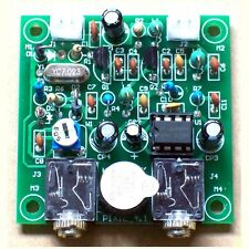 HAM RADIO 40M CW Shortwave QRP Pixie Transmitter Receiver 7.023-7.026MHz DIY Kit