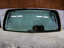 2002 03 04  Ford Escape XLS Factory Rear hatch glass factory glass