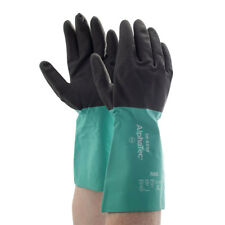 Ansell 3 pairs 58-535B Chemical Resistant Gloves Size 10 XL (3 Pair) 58535B