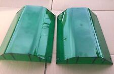 code 3 pse mx7000 Excalibur Green New Domes