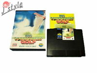 NEO GEO AES ROM Big Tournament Golf MVS Convert Japan